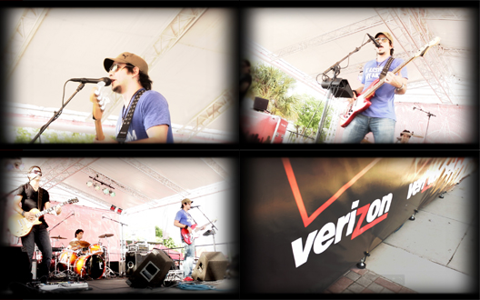 alicastro verizon summer fest